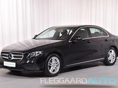 brugt Mercedes E220 2,0 D Business 9G-Tronic 194HK 9g Aut.