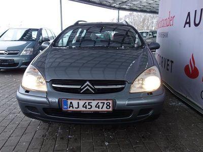 brugt Citroën C5 Weekend 2,0 16V Prestige 138HK Stc