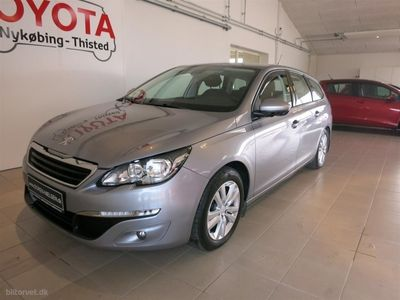 second-hand Peugeot 308 SW 2,0 Blue e-HDI Allure 150HK Stc 6g