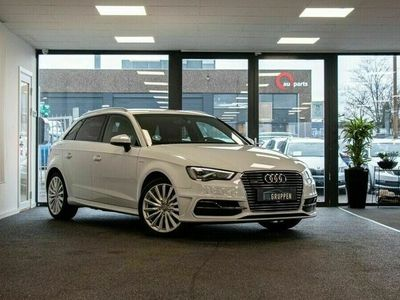 brugt Audi A3 Sportback 1,4 e-tron Attraction S-tr.