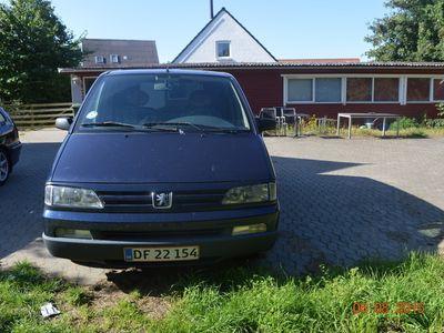 brugt Peugeot 806 2,0