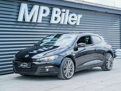 brugt VW Scirocco 1,4 TSi 122 Sport