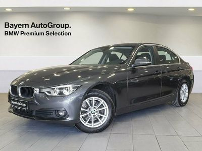 used BMW 320 d 2,0 aut.