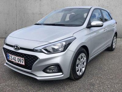 brugt Hyundai i20 1,0 T-GDI Trend DCT 100HK 5d 7g Aut.