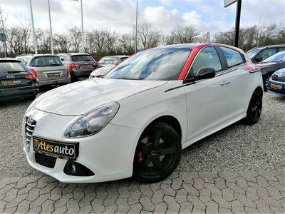 brugt Alfa Romeo Giulietta 1,4 M-Air 170 Distinctive TCT