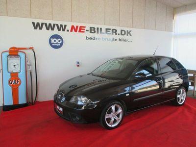 brugt Seat Ibiza 1,6 16V Sport