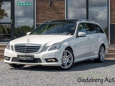 brugt Mercedes E350 0 CDi Avantgarde AMG stc aut. BE