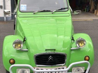 brugt Citroën 2CV m/lad
