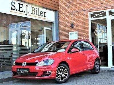 käytetty VW Golf VII 1,4 TSi Allstar DSG BMT 125HK aut 5d