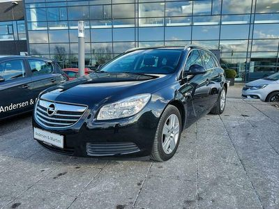 brugt Opel Insignia Sports Tourer 2,0 CDTI DPF Edition 130HK Stc 6g