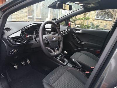 brugt Ford Fiesta 1.0 EcoBoost (140HK) Hatchback, 5 dørs Forhjulstræk Manuel