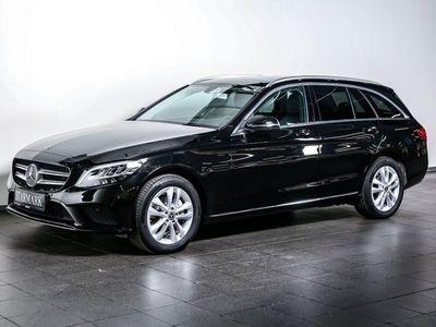 brugt Mercedes C220 d 2,0 Avantgarde stc. aut. 4-M