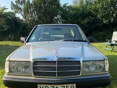 brugt Mercedes 190 2,0