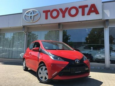usado Toyota Aygo 1,0 VVT-I X-Play 69HK 5d