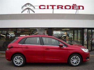 brugt Citroën C4 1,6 Blue HDi Feel start/stop 100HK 5d