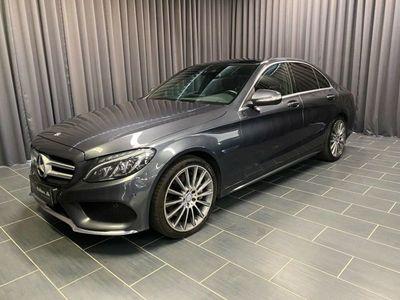 brugt Mercedes C250 2,2 BlueTEC AMG Line aut.