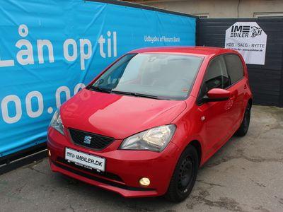 brugt Seat Mii 1,0 60 Sport eco 5d