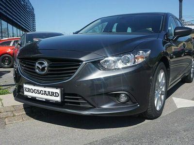brugt Mazda 6 2,0 Skyactiv-G Core 145HK Stc 6g