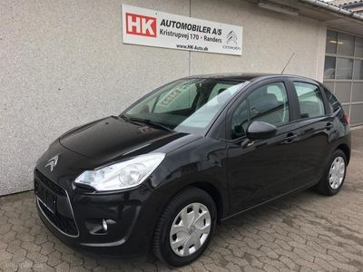 usado Citroën C3 1,4 HDI Seduction 70HK 5d