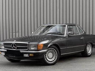 brugt Mercedes SL500 SL500 5,0