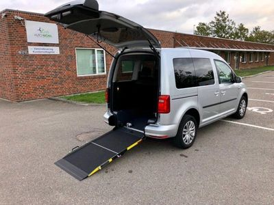 used VW Caddy 1,2 TSi 84 Trendline