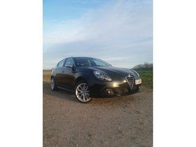 brugt Alfa Romeo Giulietta 1,4 Sportiva Qv