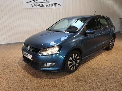brugt VW Polo 1,0 BlueMotion 95HK 5d