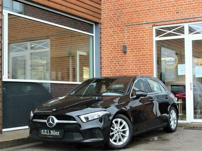 brugt Mercedes A180 d 1,5 CDI Business 7G-DCT 109HK 5d 7g Aut. A+