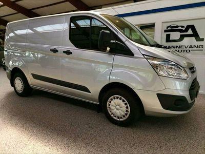 usado Ford Custom Transit270S TDCi 125 Trend Van