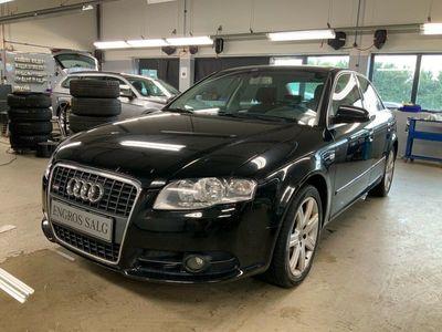 brugt Audi A4 2,0 TDi Mulsanne Multitr.