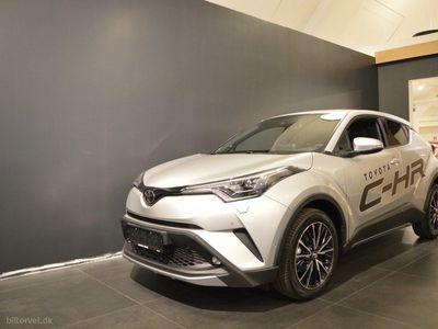 gebraucht Toyota C-HR 1,2 T C-ULT 116HK 5d