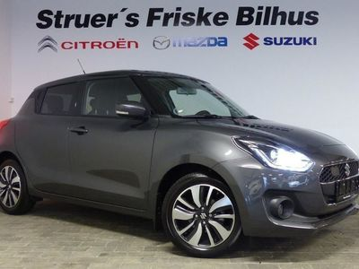 brugt Suzuki Swift 1,2 Dualjet Exclusive Xtra mild-hybrid 90HK 5d