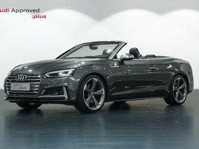 brugt Audi S5 Cabriolet 3,0 TFSi quattro Tiptr.