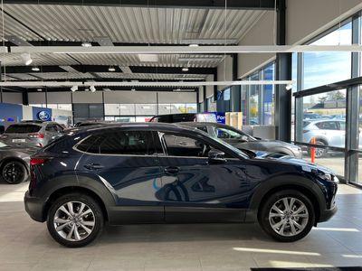 brugt Mazda CX-30 2,0 Skyactiv-G Mild hybrid Cosmo 150HK 5d 6g Aut. A