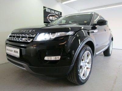 brugt Land Rover Range Rover evoque 2,0 Si4 240 Dynamic aut.