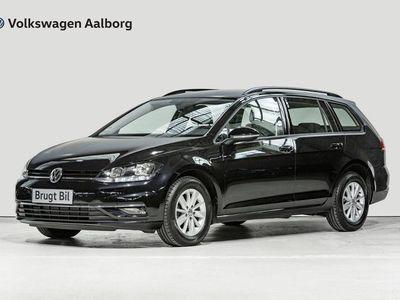gebraucht VW Golf VII 1,6 TDi 115 Comfortl. Variant