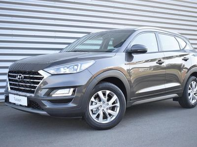 brugt Hyundai Tucson 1,6 T-GDI Trend DCT 177HK 5d