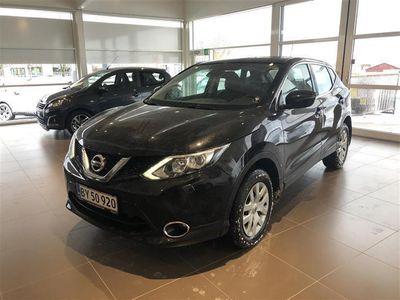 brugt Nissan Qashqai 1,5 DCi Acenta 4x2 Start/Stop 110HK 5d 6g