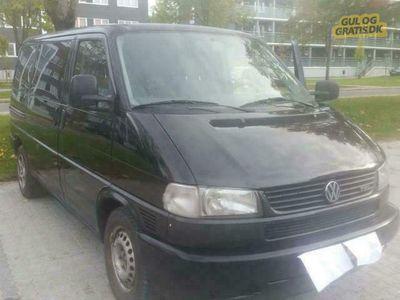 brugt VW Caravelle 2,5 Tdi 10 per bus NYSYNET
