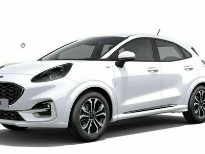 brugt Ford Puma 1,0 EcoBoost mHEV ST-Line