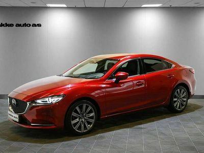 brugt Mazda 6 2,2 Sky-D 184 Optimum aut.