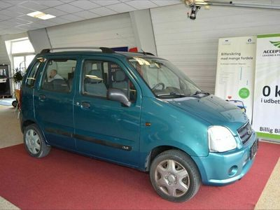 brugt Suzuki Wagon R+ GL