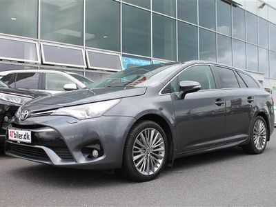 brugt Toyota Avensis Touring Sports 1,8 VVT-I T3 147HK Stc 6g