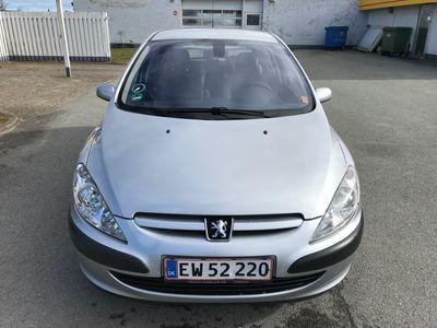 brugt Peugeot 307 1.6 109 HK
