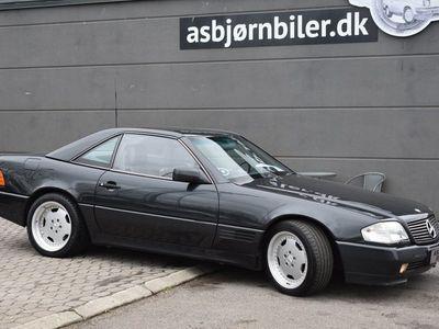 gebraucht Mercedes SL500 5,0 Cabriolet aut.