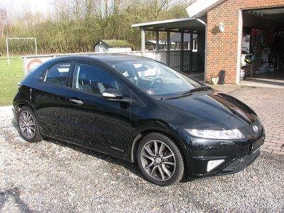 brugt Honda Civic 1,8 GT 140HK 5d 6g