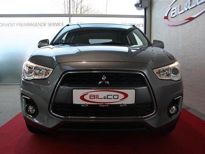 gebraucht Mitsubishi ASX 1,6 Invite 2WD 117HK 5d