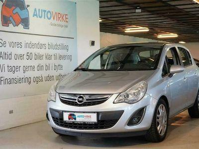 brugt Opel Corsa 1,4 Twinport Cosmo Start/Stop 100HK 5d