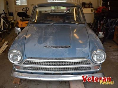 brugt Ford Cortina 1.2 de luxe