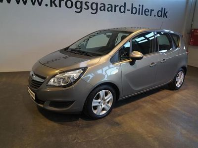 brugt Opel Meriva 1,4 Twinport Limited Start/Stop 100HK